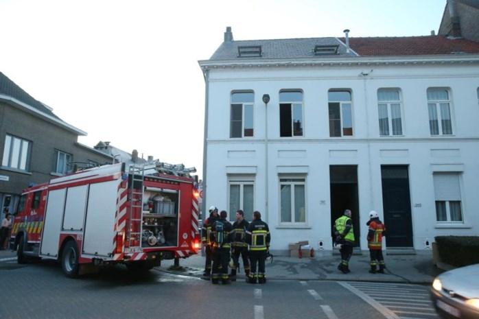 Droogkast veroorzaakt woningbrand