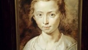 Primeur op expo 'Rubens Privé': portret van Clara Serena