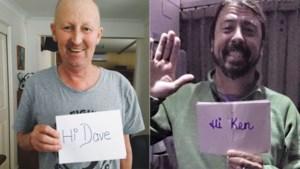 Dave Grohl geeft terminale fan de dag van zijn leven