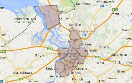 Groot Antwerpen in cijfers
