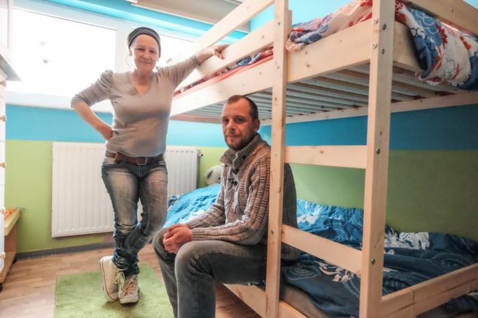 De Keeting bouwt droomkamers voor kansarme kinderen