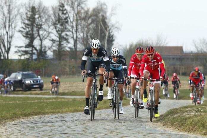 Personeelsnood bij Etixx-Quick.Step: slechts zes starters voor Brabantse Pijl