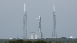Lancering Dragon-capsule naar ISS uitgesteld door slecht weer