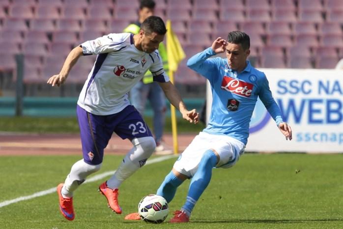 Aanvoerder Manuel Pasqual verlengt contract bij Fiorentina