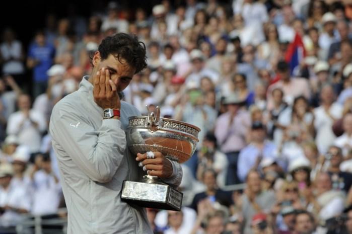 Roland Garros deelt extraatje uit: winnaars krijgen 1,8 miljoen euro