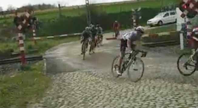 Spoorwegincident in Ronde van Vlaanderen krijgt staartje