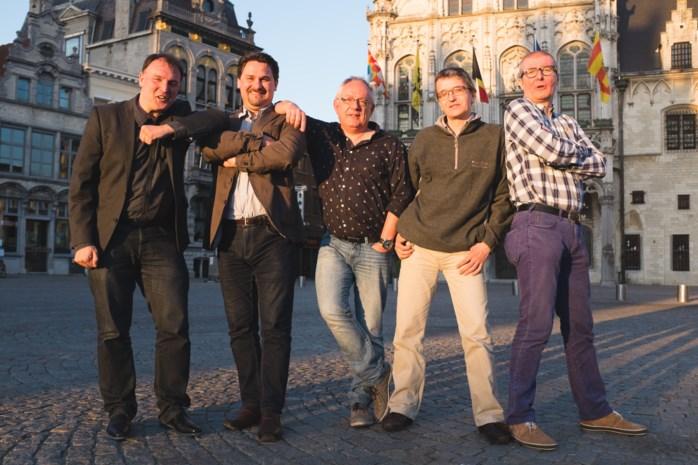Mechelenquiz om 10 jaar Mechelen Blogt te vieren