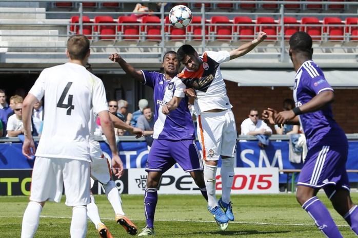 Anderlecht geeft jeugdproduct contract