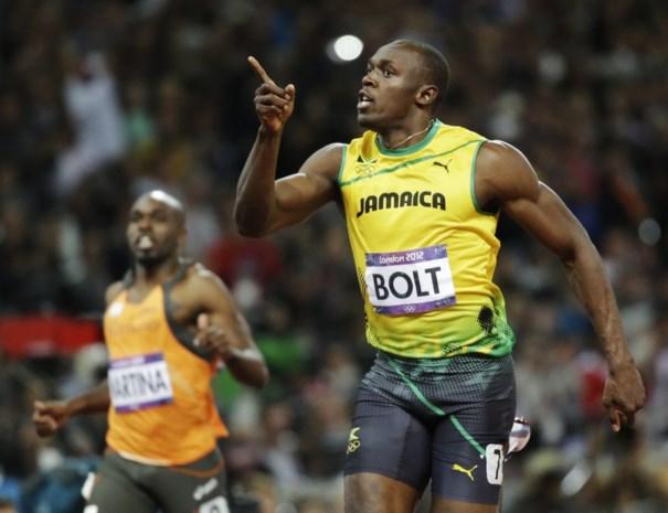 Usain Bolt betreurt tweede kans voor Tyson Gay