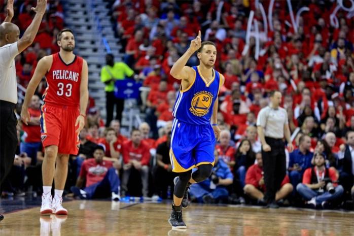 NBA. Golden State, Cleveland en Chicago hebben kwalificatie binnen handbereik
