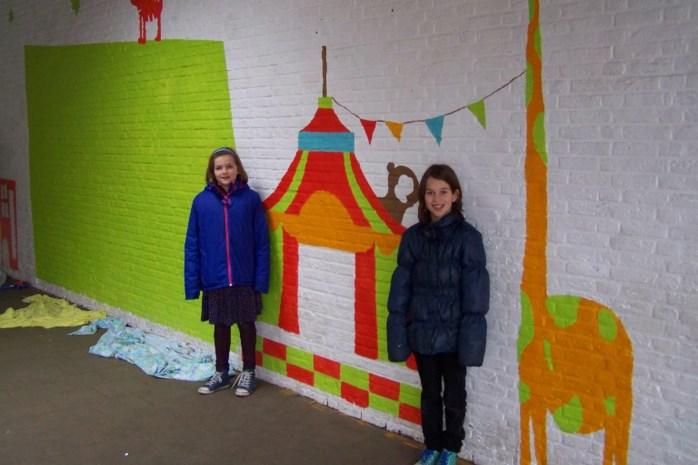 Artiesten palmen Vosselaarse school in