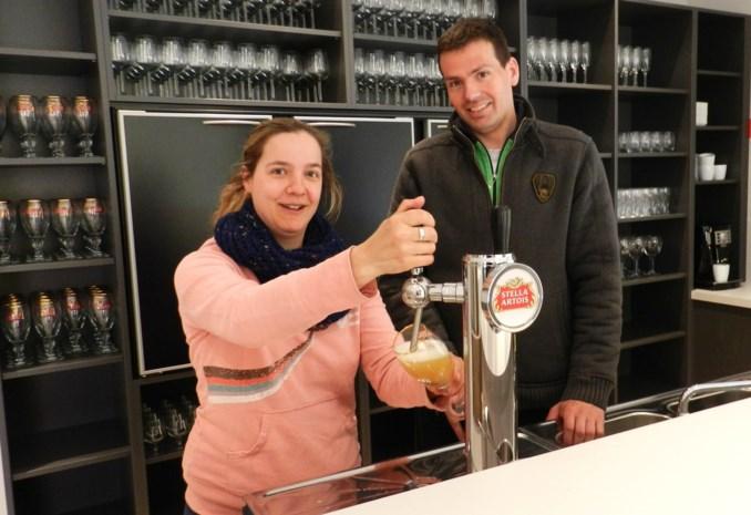 La Belle Belgique opent feestzaal