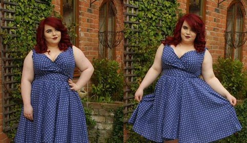 Echte vrouwen tonen hun 'curvy mode' op Twitter