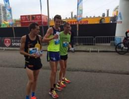 VIDEO. Voor de vierde keer winnaar van de Antwerp 10 Miles