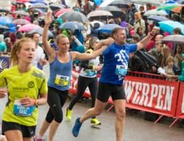 De Antwerp 10 Miles: Alle sfeer- en finishfoto's