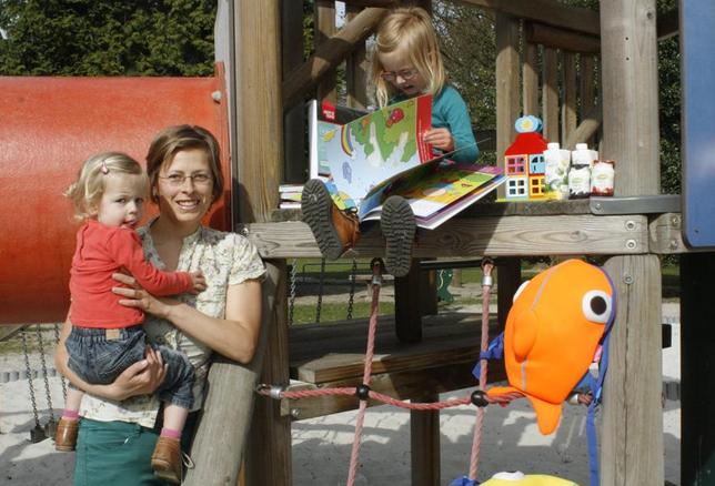 Blog laat kinderspullen testen door... kinderen