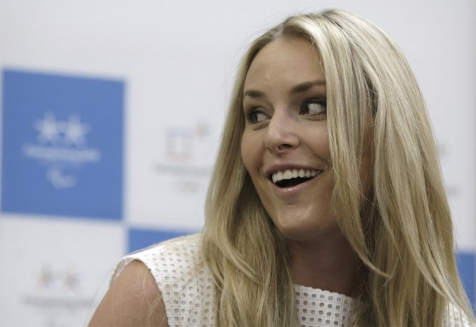 Lindsey Vonn is ambassadeur Winterspelen 2018