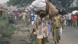 Recordaantal mensen slaan op de vlucht in eigen land