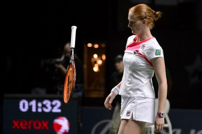 Alison Van Uytvanck makkelijk voorbij tweede reekshoofd in ITF Cagnes-sur-Mer