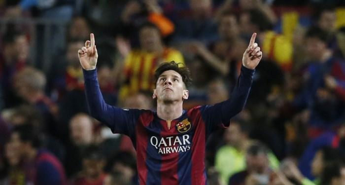 Barça in zetel na twee momenten van 'Messi-magie'