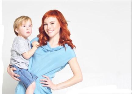 Erika Van Tielen schrijft boek voor mama's