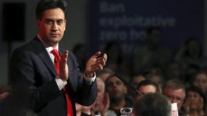 """""""Miliband neemt ontslag als partijleider Labour"""""""