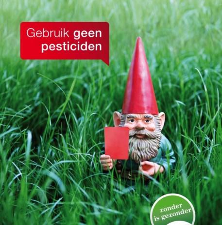 Pesticidendecreet is er voor uw gezondheid