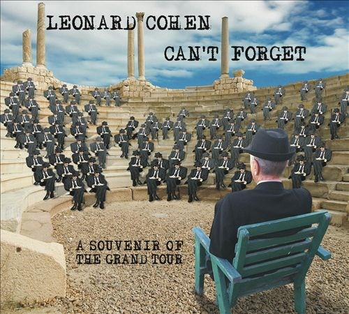 CD. Leonard Cohen - Can't Forget (***)