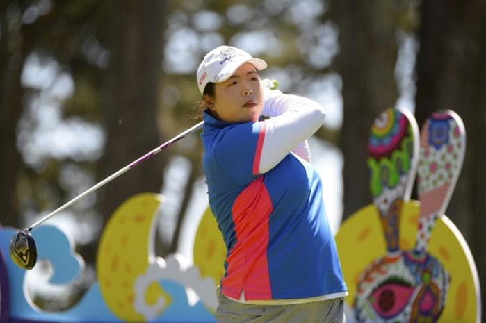 Feng leidt na tweede ronde in Buick Championship golf