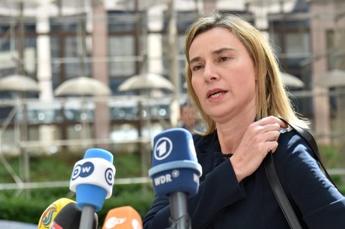 EU roept Israëlische regering op tot 'moedige beslissingen'