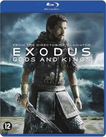 DVD. Exodus - Gods and Kings (**)