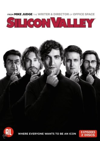 DVD. Silicon Valley (***)