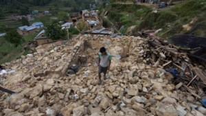 Dodental na nieuwe aardbeving in Nepal stijgt naar minstens 91
