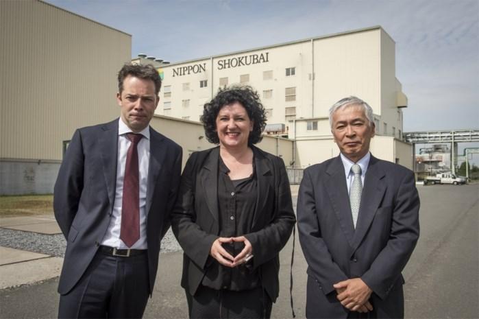 Nippon bouwt Antwerpen uit tot grootste productievestiging buiten Japan