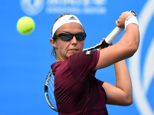Kirsten Flipkens: 'Op goede weg om Roland Garros te halen'
