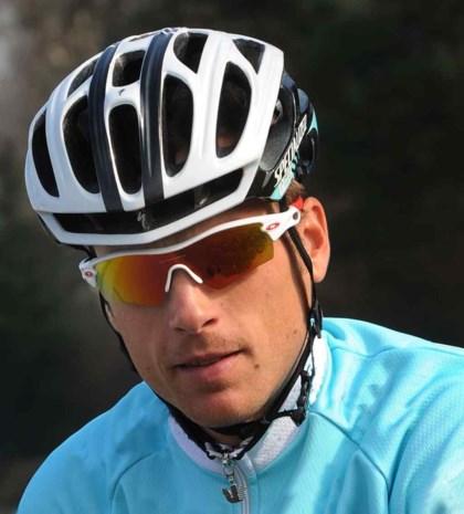 Kevin De Weert maakt hoofd leeg op Alpe d'Huez