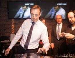 """De Wever: """"Antwerpen heeft het meest homovriendelijke korps ter wereld"""""""
