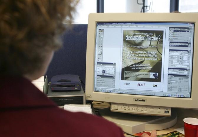 Computerproblemen FOD Financiën opgelost