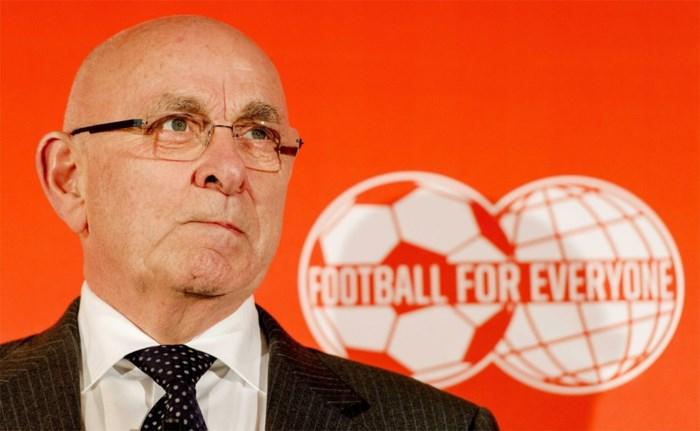 'Nederlander trekt zich terug als kandidaat FIFA-voorzitter'