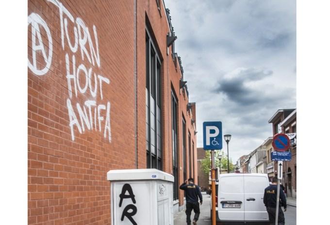 Politie zoekt minstens vijf graffitispuiters