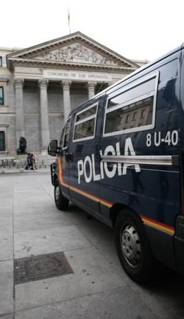 Zestien arrestaties in Spanje na verheerlijking terrorisme