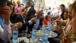 Cypriotische leiders zoeken toenadering