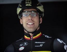 Jens Debusschere wil driekleur glans geven in Baloise Belgium Tour