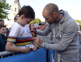 Tom Boonen wil eindzege in Baloise Belgium Tour