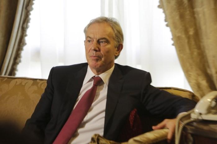 Vroegere Britse premier Blair stapt op als gezant voor het Midden-Oosten