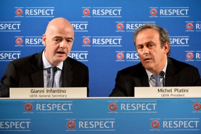 UEFA eist uitstel voorzittersverkiezing FIFA: 'Corruptie zit er ingebakken'