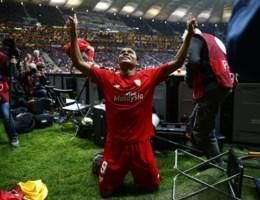 Onhoudbare Bacca bezorgt Sevilla tweede Europa League op rij
