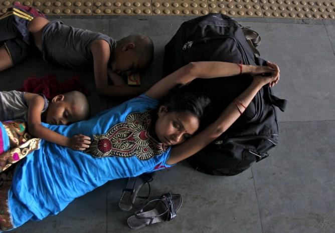 Hittegolf met temperaturen tot 48 graden teistert India: al 1.150 doden