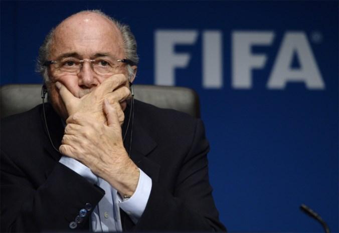 FIFA-voorzitter Blatter: 'Wij gaven zèlf aanzet tot onderzoek'