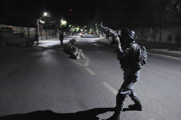 Aanval op hotel in diplomatieke wijk in Kaboel